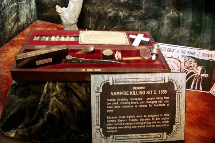 Narzędzia łowców wampirów 13