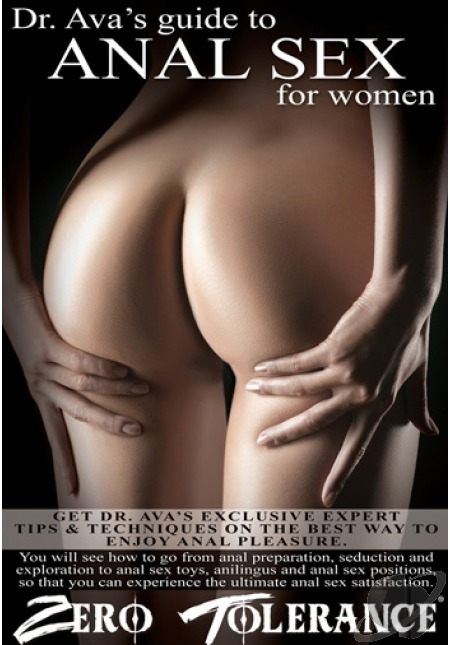 A womans guide to anal sex