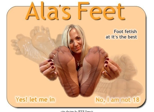 AlasFeet 720p SiteRip Cover