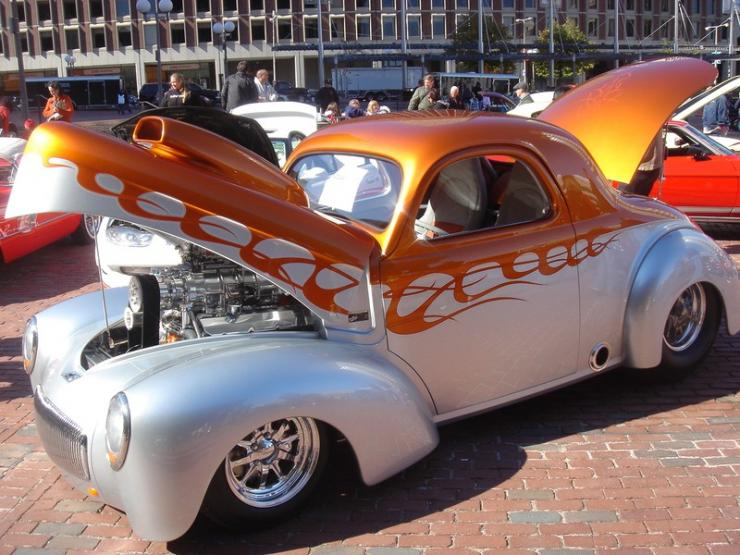 Samochody retro 6