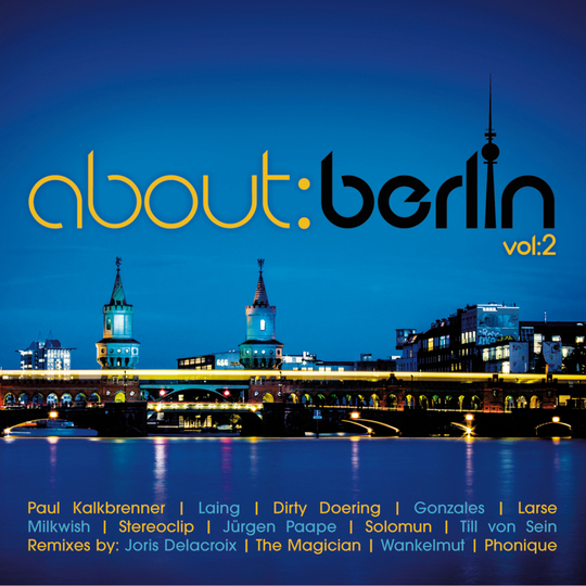 About:Berlin Vol:2 (2013)