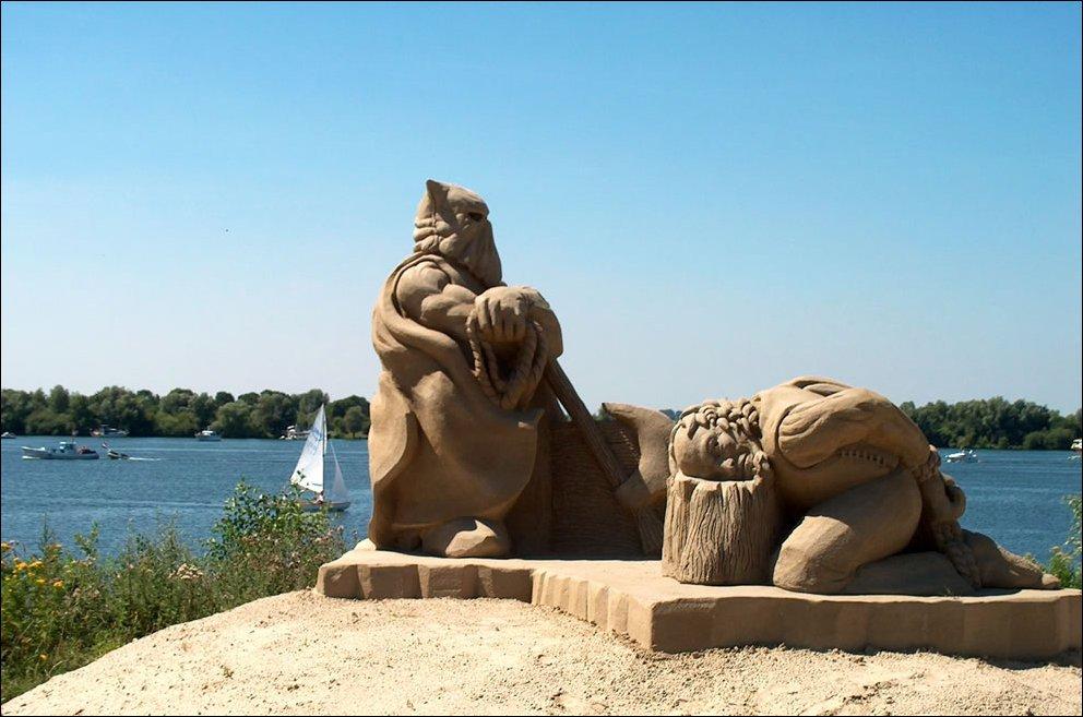 Rzeźby z piasku #5 14
