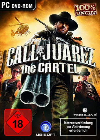 Call of Juarez The Cartel MULTi9-PROPHET