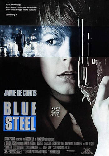 ��������� ����� / ������� ����� / Blue Steel (1989) HDRip + BDRip AVC + BDRip 720p + BDRip 1080p