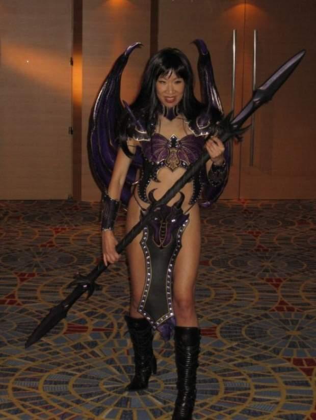 Dziewczyny i cosplay 23