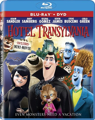 Hotel Transylvania (2012) 720p BluRay x264-ALLiANCE