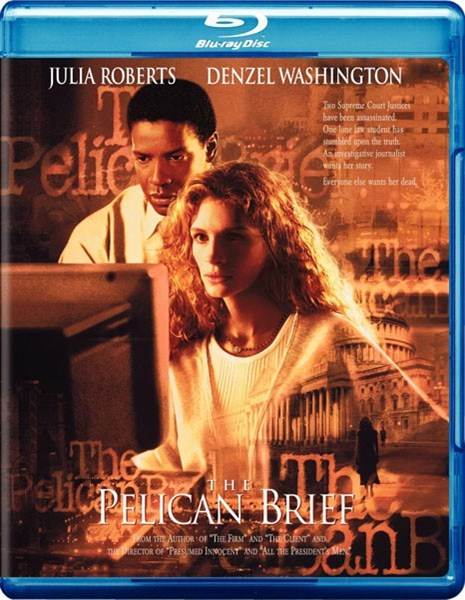 Дело о пеликанах / The Pelican Brief (1993) BDRip + BDRip AVC + BDRip 720p + BDRip 1080p + REMUX