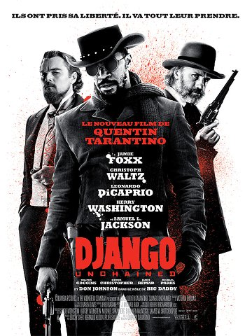 Django Unchained 2012 [FRENCH] [BDRiP] 1CD