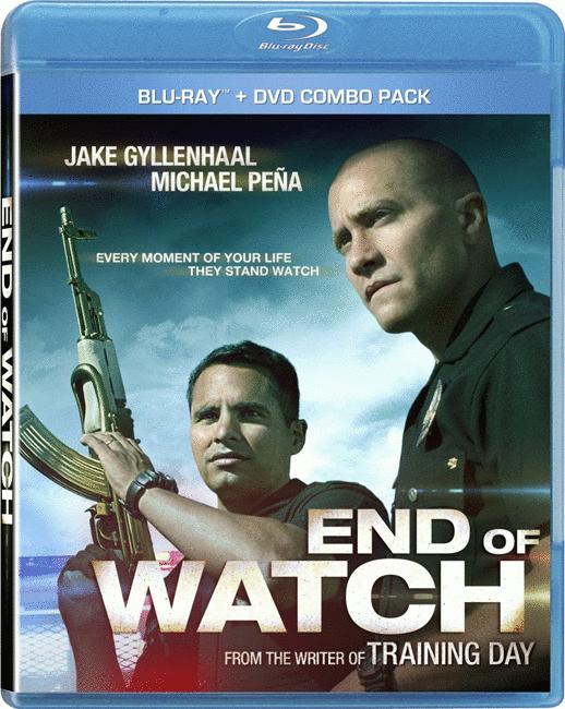 ������� / End of Watch (2012) BDRip