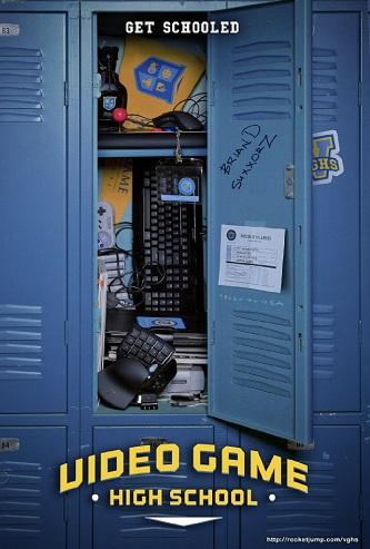 Szkoła gry wideo wysokiej / Video Game High School (2012)