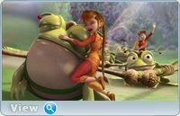 ������ ������ ��� / Pixie Hollow Games (2011) HDRip + BDRip 1080p