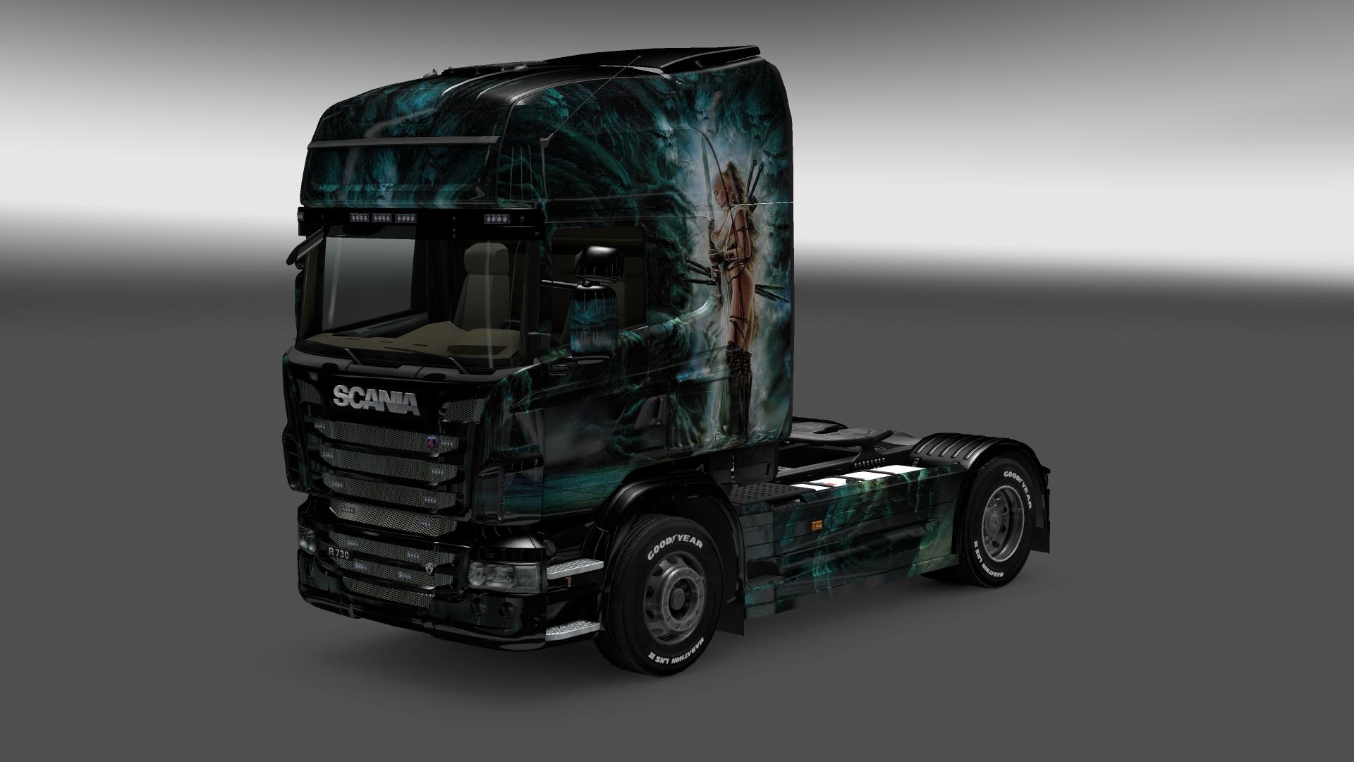 [ETS2] Scania Skin Pack Shwygzau