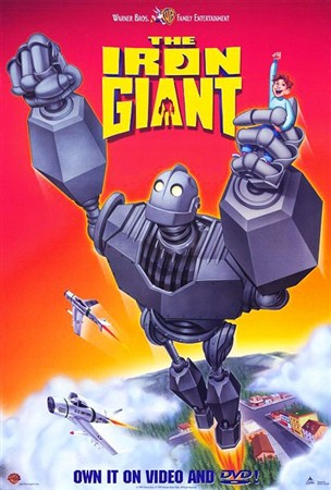 Стальной гигант / The Iron Giant (1999) HDTVRip + HDTV AVC(720p) + HDTV 1080p + HDTV 1080i