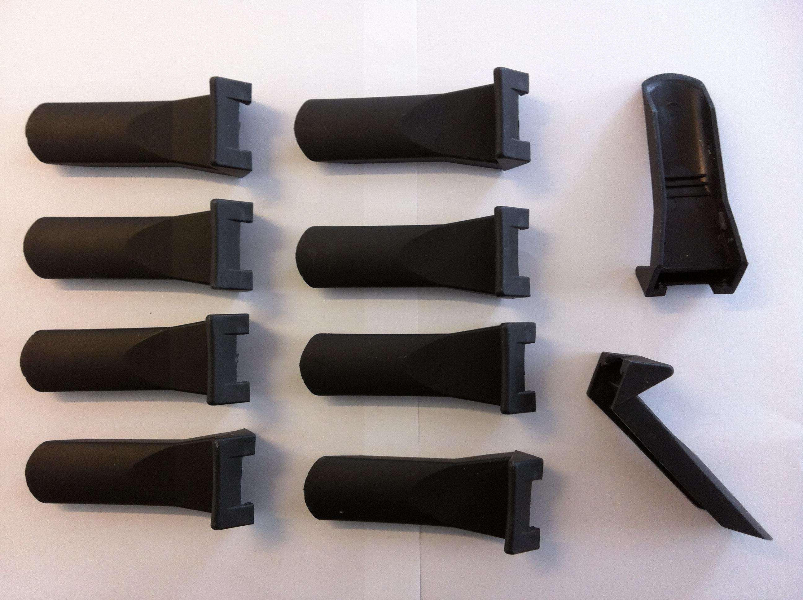 kunststoffschutzbacken felgenschoner 10er set f r reifenmontierger t ebay. Black Bedroom Furniture Sets. Home Design Ideas