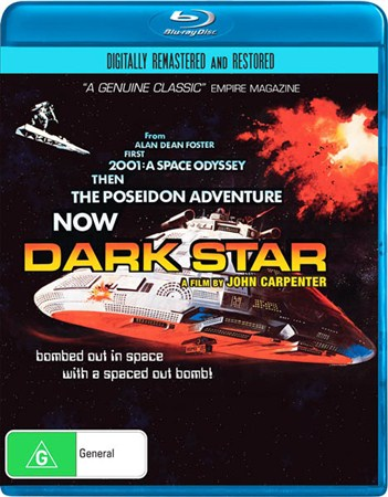 Темная звезда / Dark Star (1974) HDRip + BDRip 720p + BDRip 1080p