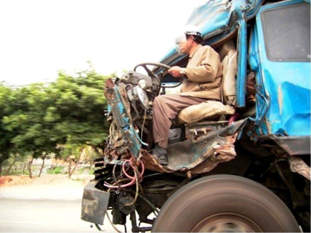 Bezpieczeństwo na drodze 13