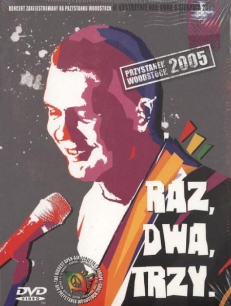 Raz Dwa Trzy - Woodstock 2005 (2006) DVD9