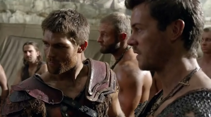 �������: ����� ��������� / Spartacus: War of the Damned (3 �����: 1-10 ����� �� 10) (2013) HDTVRip | LostFilm