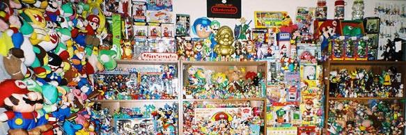 Do you collect Videogames/Merchandise? 62iiuu25