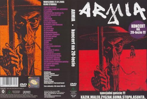 Armia - Koncert na 20-lecie (2006) DVD5
