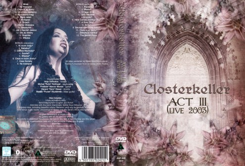 Closterkeller - Act III Live 2003 (2003) DVD5