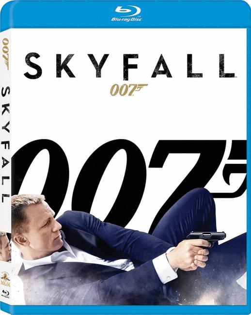 007: Координаты «Скайфолл» / Skyfall (2012) BDRip
