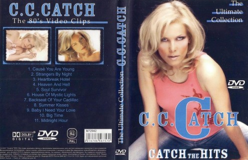 C.C.Catch - The Ultimate Collection (2005) DVD5