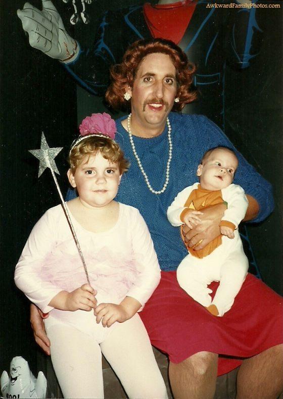 Najdziwniejsze zdjęcia z rodzinnych albumów #11 1