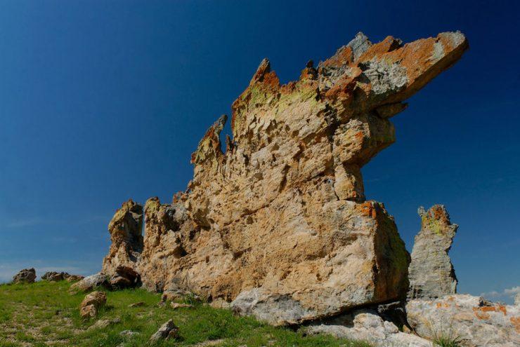 Nietypowe formacje skalne 22