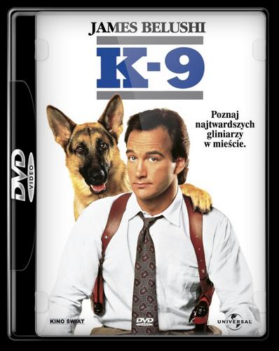 K-9 (1989) PL.DVDRip.XviD-CODER | Lektor PL