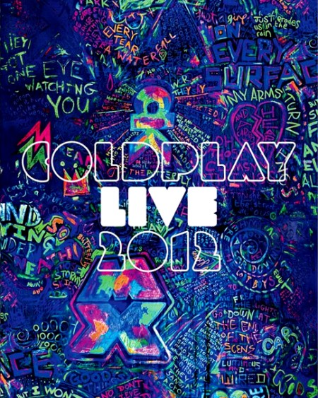 Coldplay - Live 2012 (2012) DVD9