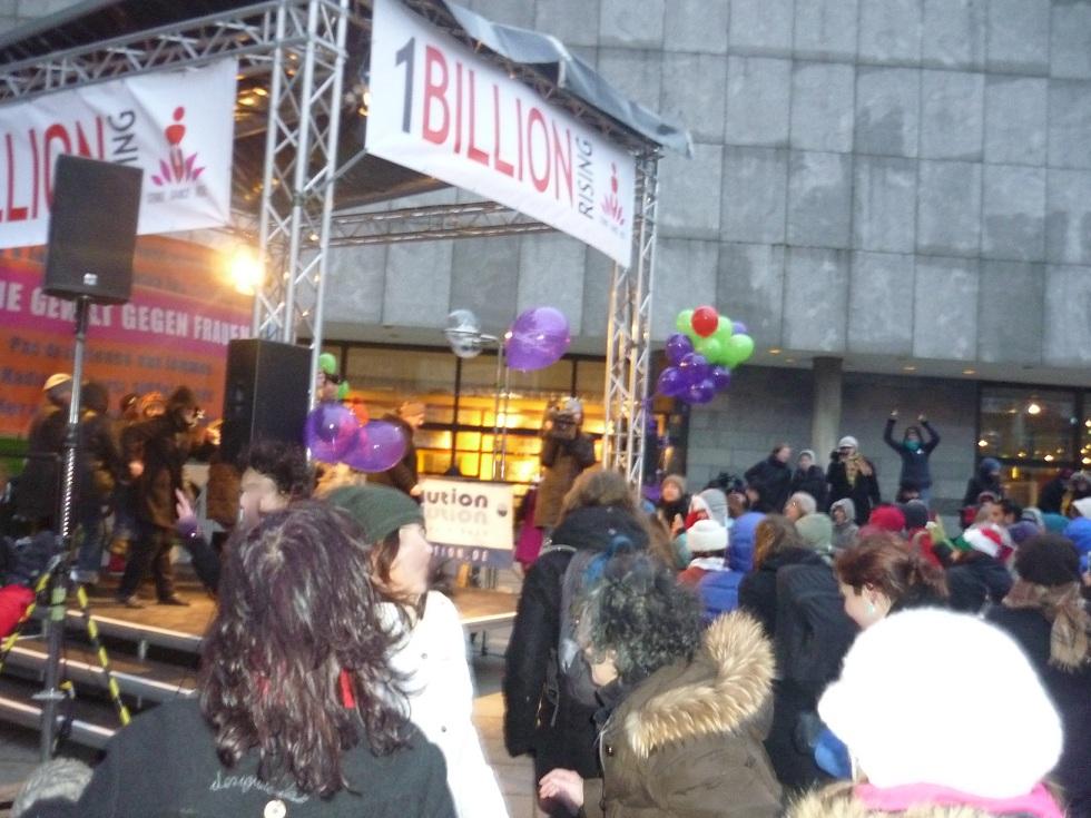 One Billion Dancing