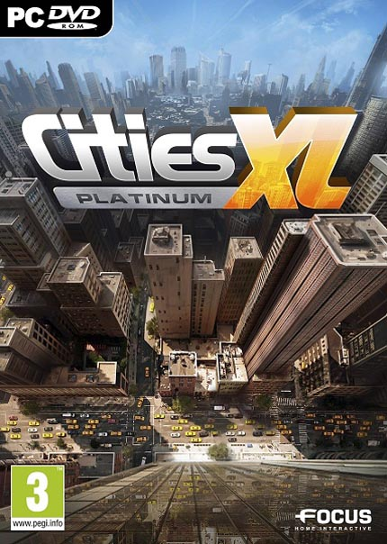 Cities XL Platinum (Full-Rip-TPTB)
