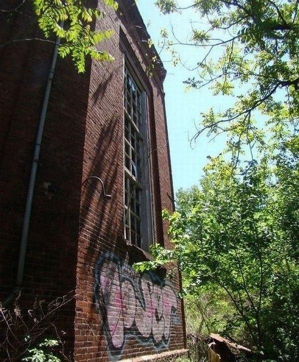 Opuszczone więzienie Essex w Newark 5