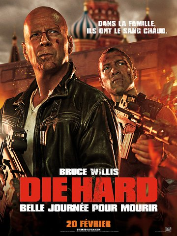 Die Hard : belle journ�e pour mourir FRENCH [Vrai BDRiP]