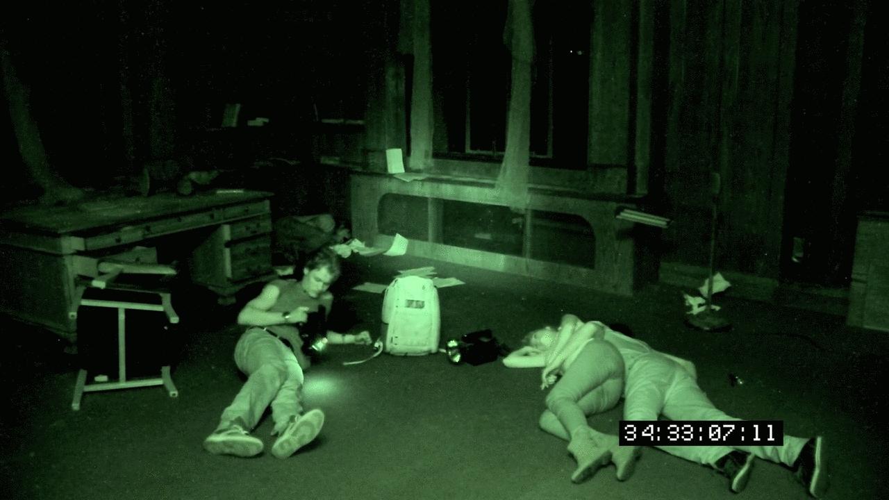 Искатели могил 2 / Grave Encounters 2 (2012) BDRip 720p лицензия