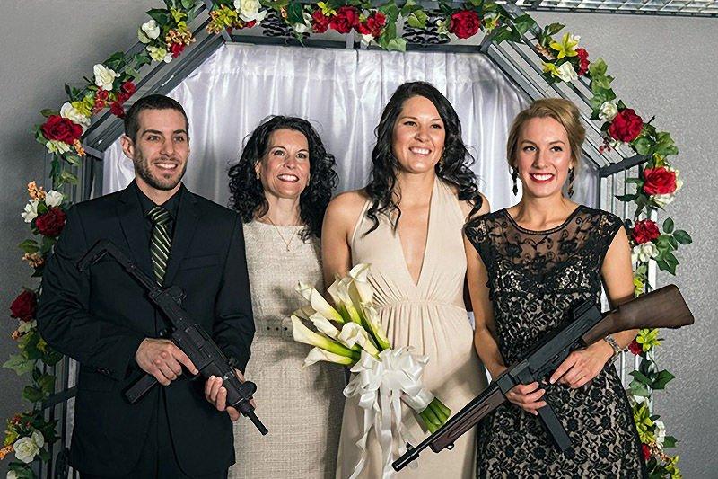 Najdziwniejsze zdjęcia ślubne #3 31