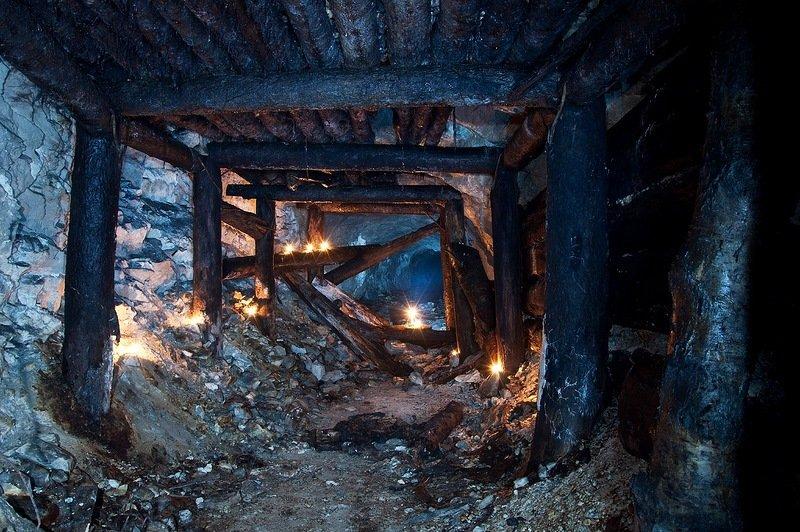 Opuszczone kopalnie 38