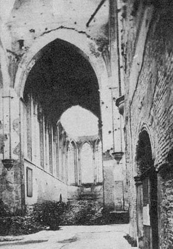 Wrocław  1945 Zniszczenia 7