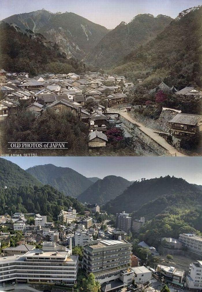 Japonia kiedyś i dziś 10
