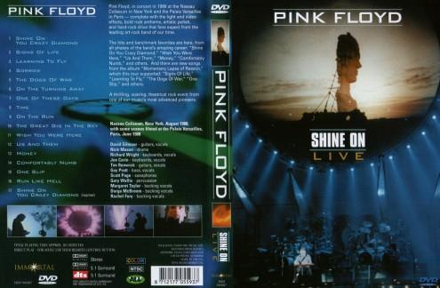 Pink Floyd - Shine On Live 1988 (2009) DVD5