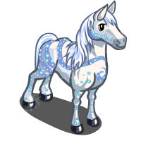 Milky Way Horse