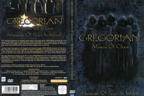 Gregorian - Masters Of Chant - Moment Of Peace In Ireland (2007) DVD5