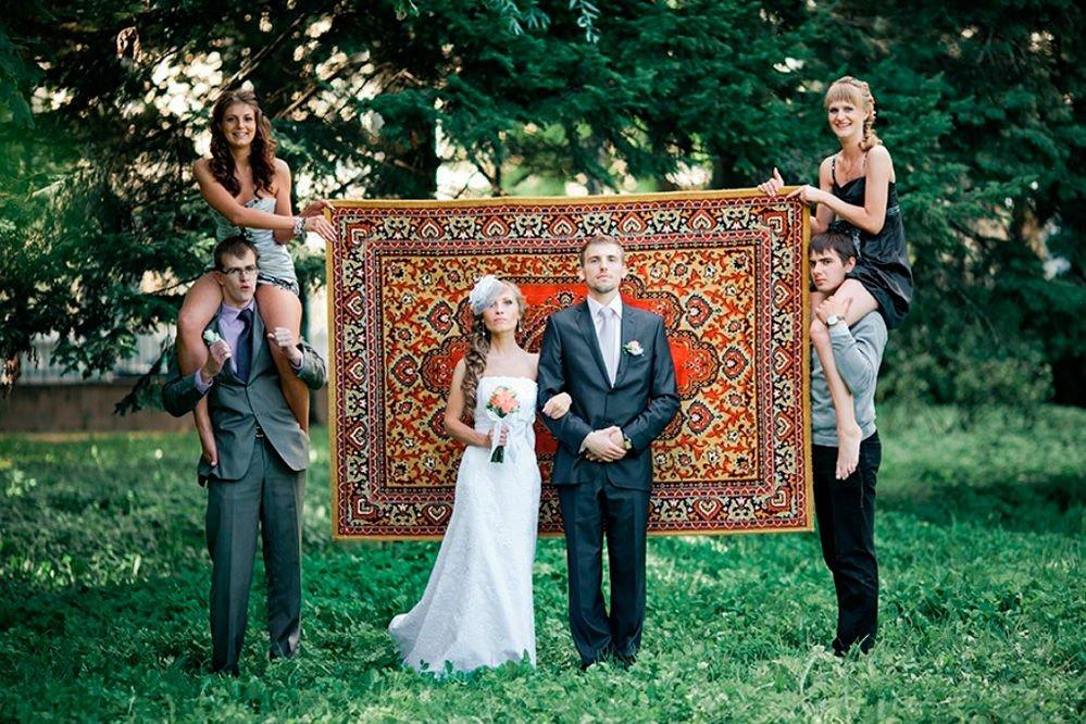 Najdziwniejsze zdjęcia ślubne #3 5