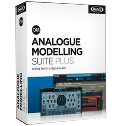 MAGIX Analogue Modelling Suite Plus v2.001 WORKING-R2R