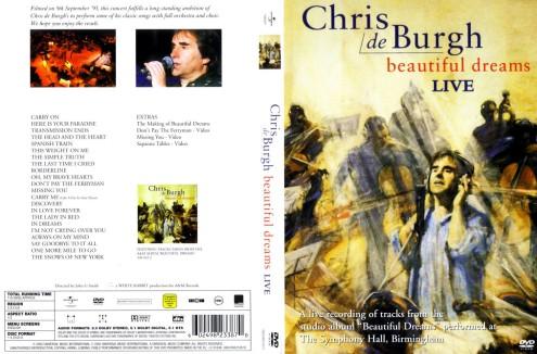 Chris de Burgh - Beautiful Dreams Live (2005) DVD9