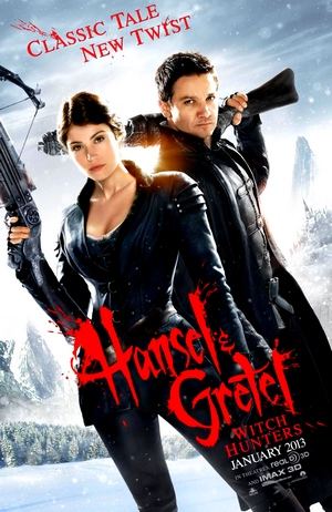 Hansel & Gretel - Witch Hunters 2013 [TRUEFRENCH] [DVDRiP.MD]