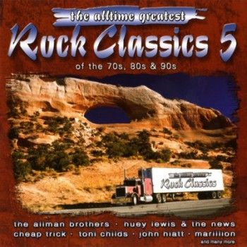 The Alltime Greatest (Rock Classics) - Vol. 05 (2 CD) (2003)