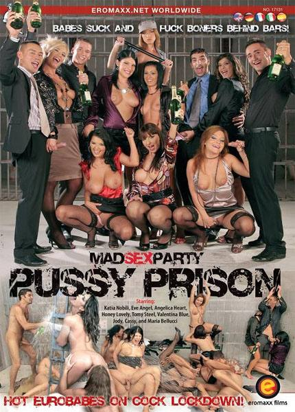 Mad Sex Party: Pussy Prison Cover