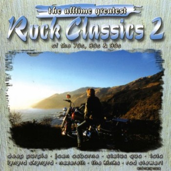 The Alltime Greatest (Rock Classics) - Vol. 02 (2 CD) (2001)